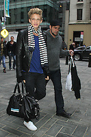 NEW YORK, NY - NOVEMBER 8: Cody Simpson seen in New York City. November 8, 2012. Credit: RW/MediaPunch Inc. .<br /> ©NortePhoto