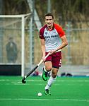 ALMERE - Hockey - Hoofdklasse competitie heren. ALMERE-HGC (0-1) . /Jonas de Geus (Almere)  COPYRIGHT KOEN SUYK
