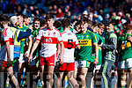 Michael Potts Kerry players celebrate after defeating Derry in the All-Ireland Minor Footballl Final in Croke Park on Sunday.