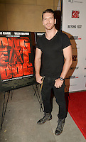 LOS ANGELES, CA - SEPTEMBER 30: Jesse Kove at the retrospective of Paul Schrader's body of work and The Beyond Fest Screening and Retrospective of Dog Eat Dog hosted by American Cinematheque at the Egyptian Theatre in Los Angeles, California on September 30, 2016. Credit: Koi Sojer/Snap'N U Photos/MediaPunch