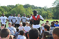 Ed Reed Football Camp