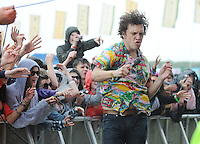 Friendly Fires,  Ed Macfarlane..... ..