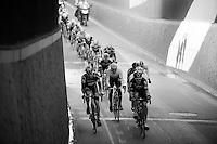 tunnel passage<br /> <br /> Kuurne-Brussel-Kuurne 2016
