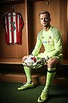 George Long Sheffield Utd