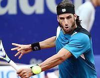 25.04.2012 Barcelona, Spain. ATP 500, Barcelona Open Banc Sabadell. Felician Lopez beat Flavio Cipolla 6 4 - 6 3. Picture show Feliciano Lopez