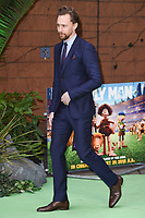 "Tom Hiddlestone<br /> arriving for the ""Early Man"" world premiere at the IMAX, South Bank, London<br /> <br /> <br /> ©Ash Knotek  D3369  14/01/2018"