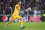 Jan Oblak of Atletico Madrid during the UEFA Champions League match at Juventus Stadium, Turin. Picture date: 26th November 2019. Picture credit should read: Jonathan Moscrop/Sportimage