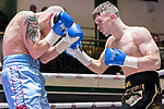 Sean Robinson vs Daniel Spencer 4x3 - Super Welterweight Contest