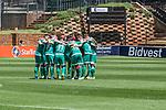 11.01.2019, Bidvest Stadion, Braampark, Johannesburg, RSA, FSP, SV Werder Bremen (GER) vs Bidvest Wits FC (ZA)<br /> <br /> im Bild / picture shows <br /> Startelf SV Werder Bremen im Mannschaftskreis, Jiri Pavlenka (Werder Bremen #01), Felix Beijmo (Werder Bremen #02), Ludwig Augustinsson (Werder Bremen #05), Max Kruse (Werder Bremen #10), Milot Rashica (Werder Bremen #11), Sebastian Langkamp (Werder Bremen #15), Nuri Sahin (Werder Bremen #17), Niklas Moisander (Werder Bremen #18), Joshua Sargent (Werder Bremen #19), Davy Klaassen (Werder Bremen #30), Maximilian Eggestein (Werder Bremen #35), <br /> <br /> Foto © nordphoto / Ewert