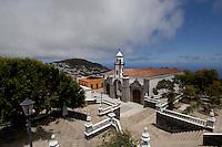 Church of the conception- Inglesia de la concepcion, Valverde, El Hierro, Canary Islands