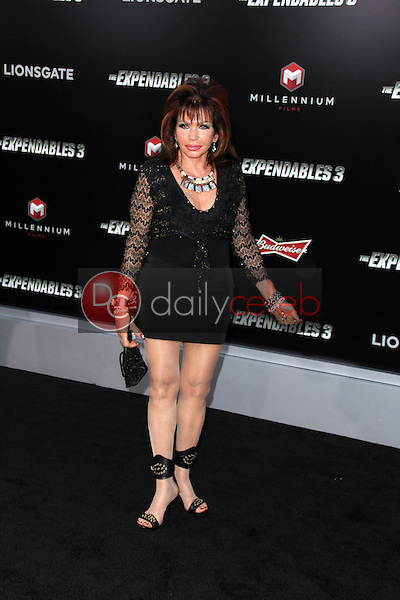 Fake Jackie Stallone<br />