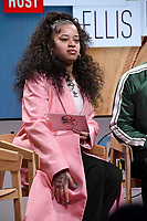 12 September 2018 - Los Angeles, California - Ella Mai. '2018 American Music Awards' Nominations Announcement held at the YouTube Space LA. <br /> CAP/ADM/BT<br /> ©BT/ADM/Capital Pictures