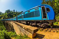 Sri Lanka-Nuwara Eliya to Ella by train