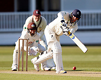 Will Gidman bats for Kent during the friendly game between Kent CCC and Surrey at the St Lawrence Ground, Canterbury, on Friday Apr 6, 2018