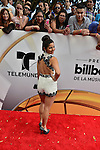 CORAL GABLES, FL - APRIL 28: Samantha Dagnino arrives at the Billboard Latin Music Awards at the BanKUnited Center on Thursday April 28, 2016 in Miami, Florida.  ( Photo by Johnny Louis / jlnphotography.com )