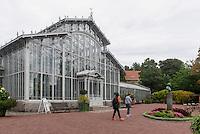 Städtischer Wintergarten, Helsinki, Finnland