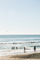 San Buenaventura State Beach. Ventura, California.