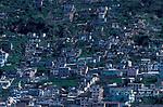 Shanty Town Houses, Quito, Ecuador