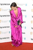 Louise Thompson<br /> at the 2017 BAFTA Film Awards Nominees party held at Kensington Palace, London.<br /> <br /> <br /> &copy;Ash Knotek  D3224  11/02/2017