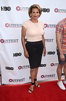 "Alexandra Billings<br /> at the ""Transparent"" Season 4 Sneak Peek at Outfest LGBT Film Festival, DGA, Los Angeles, CA 07-15-17<br /> David Edwards/Dailyceleb.com 818-249-4998"