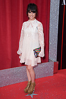 Laura Norton<br /> arriving for the British Soap Awards 2018 at the Hackney Empire, London<br /> <br /> ©Ash Knotek  D3405  02/06/2018