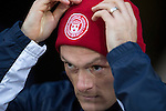 St Johnstone v Hamilton Accies...04.01.15   SPFL<br /> Accies boss Alex Neil<br /> Picture by Graeme Hart.<br /> Copyright Perthshire Picture Agency<br /> Tel: 01738 623350  Mobile: 07990 594431