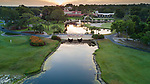 HOWEY IN THE HILLS, FL - MAY 11: Aerial  shots of the Mission Inn Resort during the Division III Women's Golf Championship held at the Mission Inn Resort & Club on May 11, 2018 in Howey-In-The-Hills, Florida. (Photo by Matt Marriott/NCAA Photos via Getty Images)