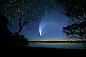 McNaughts Comet over Lower Eyre Peninsula