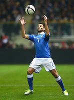 Fussball International  Freundschaftsspiel   14.11.2012 Italien - Frankreich Antonio Candreva (Italien)