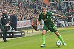 15.04.2018, Weser Stadion, Bremen, GER, 1.FBL, Werder Bremen vs RB Leibzig, im Bild<br /> <br /> Max Kruse (Werder Bremen #10)<br /> <br /> Foto &copy; nordphoto / Kokenge