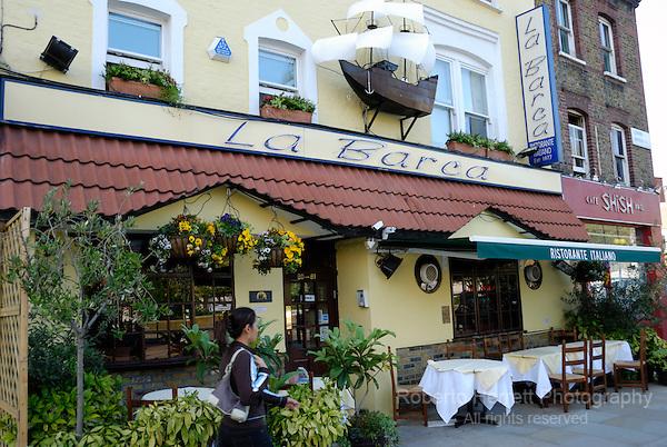 Italian Restaurant Waterloo London