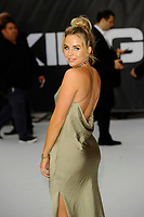 LONDON, ENGLAND - SEPTEMBER 12: Lydia Rose Bright attending the World Premiere of 'King Of Thieves' at Vue West End, Leicester Square on September 12, 2018 in London, England.<br /> CAP/MAR<br /> &copy;MAR/Capital Pictures