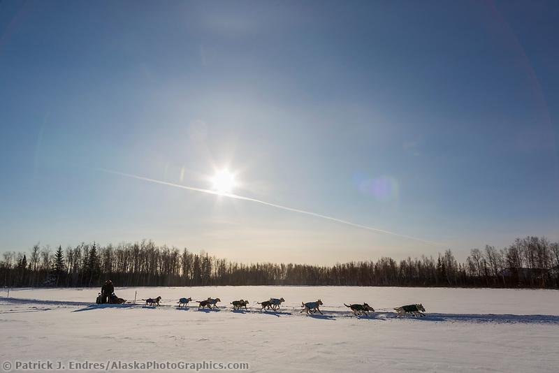 Manley Hot Springs, Interior, Alaska.
