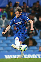 Billy Gilmour of Chelsea in action during Chelsea Under-23 vs Arsenal Under-23, Premier League 2 Football at Stamford Bridge on 15th April 2019