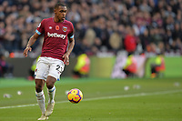 Issa Diop Of West Ham United during West Ham United vs Burnley, Premier League Football at The London Stadium on 3rd November 2018