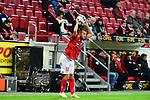 Einwurf: der Mainzer Daniel Brosinski<br />  beim Spiel in der Fussball Bundesliga, 1. FSV Mainz 05 - Werder Bremen.<br /> <br /> Foto &copy; PIX-Sportfotos *** Foto ist honorarpflichtig! *** Auf Anfrage in hoeherer Qualitaet/Aufloesung. Belegexemplar erbeten. Veroeffentlichung ausschliesslich fuer journalistisch-publizistische Zwecke. For editorial use only.