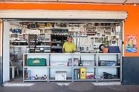 Gerardo Alarcón Palomares.  Hardware store owners in Culiacan, Sinaloa,  Mexico