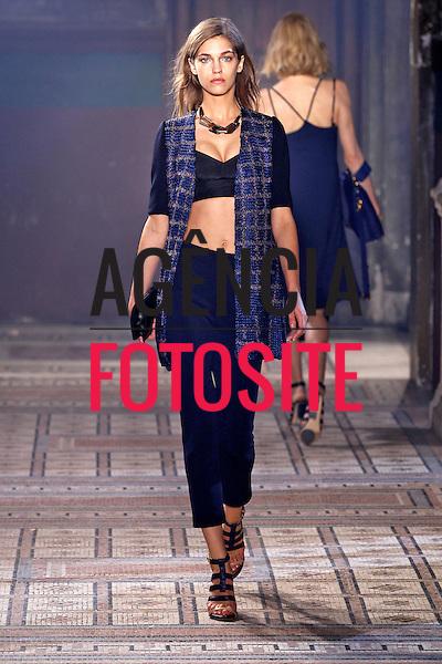 Paris, Franca&sbquo; 28/09/2013 - Desfile de Mayet durante a Semana de moda de Paris  -  Verao 2014. <br /> Foto: FOTOSITE