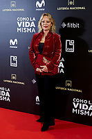 Flavia Hohenlohe attends to 'Como la Vida Misma' film premiere during the 'Madrid Premiere Week' at Callao City Lights cinema in Madrid, Spain. November 12, 2018. (ALTERPHOTOS/A. Perez Meca) /NortePhoto.com