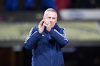 Paul Lambert, Manager of Ipswich Town during Ipswich Town vs Accrington Stanley, Sky Bet EFL League 1 Football at Portman Road on 11th January 2020
