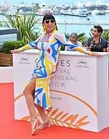"""Rossy De Palma at the photocall for """"The Man Who Killed Don Quixote"""" at the 71st Festival de Cannes, Cannes, France 19 May 2018<br /> Picture: Paul Smith/Featureflash/SilverHub 0208 004 5359 sales@silverhubmedia.com"""