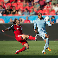 Toronto FC vs Sporting Kansas City, August 18, 2012