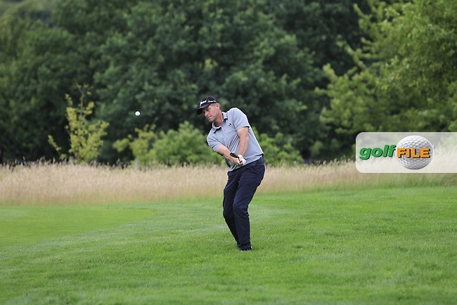 Anders Hansen (DEN) on the 8th during Round 4 of the 2016 BMW International Open at the Golf Club Gut Laerchenhof in Pulheim, Germany on Sunday 26/06/16.<br /> Picture: Thos Caffrey | Golffile