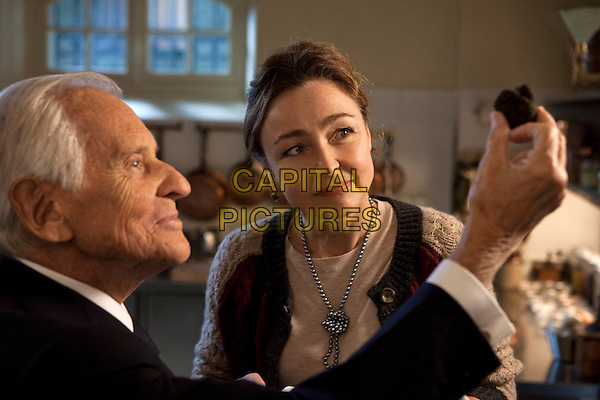 JEAN d&quot;ORMESSON &amp; CATHERINE FROT <br /> in Haute Cuisine (2012) <br /> *Filmstill - Editorial Use Only*<br /> CAP/NFS<br /> Image supplied by Capital Pictures