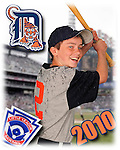 2010 Burlington American Tigers Majors