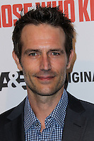 "HOLLYWOOD, LOS ANGELES, CA, USA - FEBRUARY 26: Michael Vartan at the Premiere Party For A&E's Season 2 Of ""Bates Motel"" & Series Premiere Of ""Those Who Kill"" held at Warwick on February 26, 2014 in Hollywood, Los Angeles, California, United States. (Photo by Xavier Collin/Celebrity Monitor)"