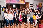 18th Birthday : Erin Halpin, Listowel celebrating her 18th birthday with family & friends at Brosnan's Bar, Listowel on Saturday night last.
