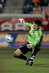 05 June 2009: Houston's Pat Onstad makes a save. The Houston Dynamo defeated the Chicago Fire 1-0 at Toyota Park in Bridgeview, Illinois in a regular season Major League Soccer game.