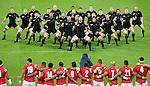 New Zealand v Tonga - Match 33 - Pool C - RWC 2015