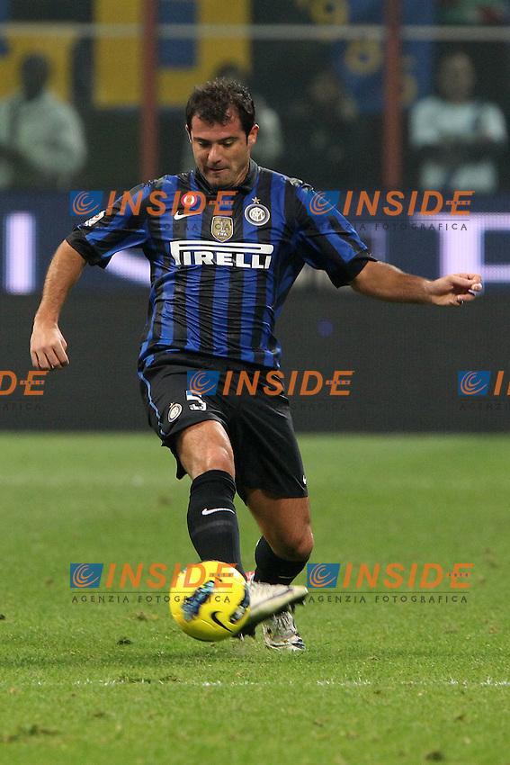 Dejan Stankovic Inter..Milano 29/10/2011 Stadio S.Siro..Football / Calcio Serie A 2011/2012..Inter vs Juventus..Foto Paolo Nucci Insidefoto